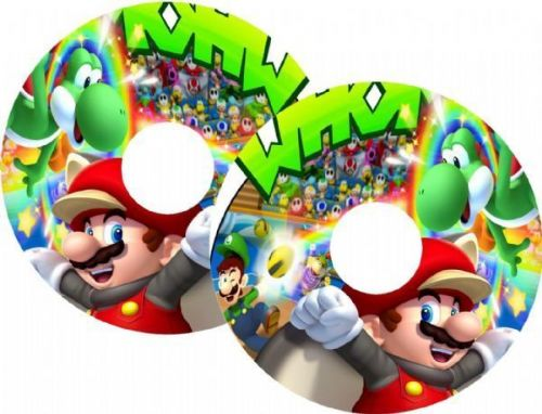 MARIO Wheelchair Spoke Guards